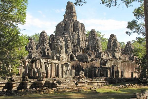 Bayon Temple, Siem Reap, Siem Reap Tour