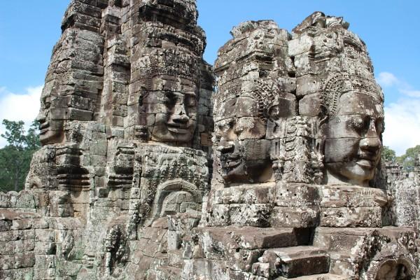 Bayon Temple, Angkor Thom, Angkor Wat