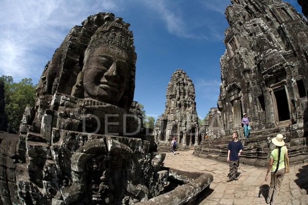 Bayon Temple, temple tour cambodia