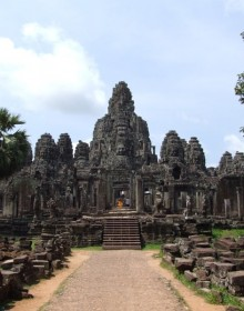 Bayon Temple, Bayon Temple in Siem Reap
