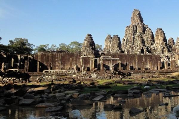 Bayon Temple, angkor temples tour