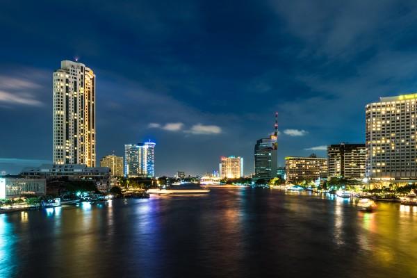 Chao Phraya River, Bangkok Museum, Bangkok Highlight