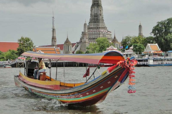 Chao Phraya River, Bangkok Tour, Bangkok Highlight