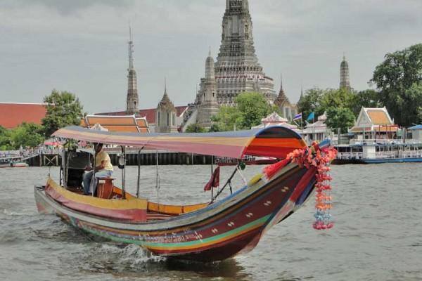 Chao Phraya River, Bangkok Tour, Bangkok Highlight