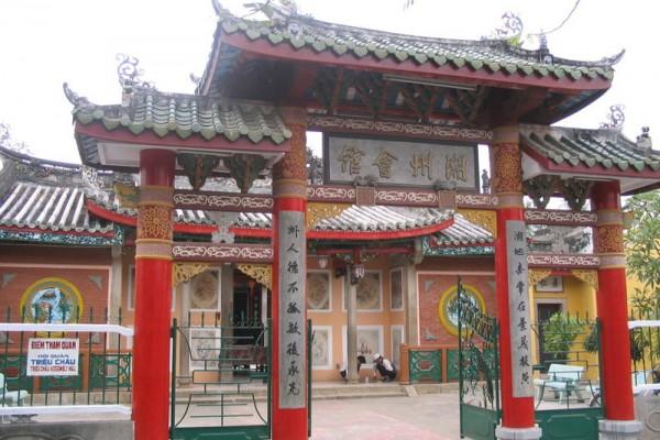 Chua Ong Pagoda, Hoi An, Customized tour Vietnam and Cambodia, Private tour Vietnam and Cambodia