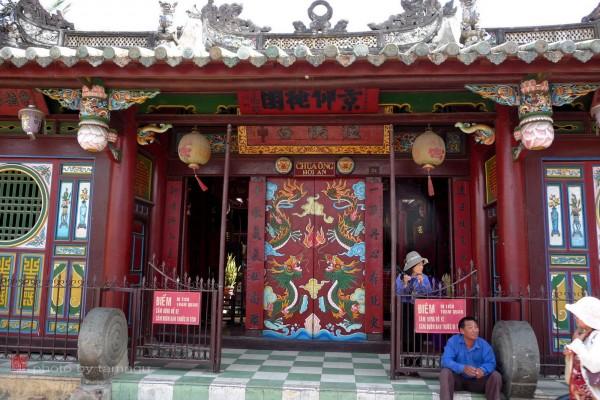 Chua Ong Pagoda, Hoi An, Cheap Vietnam tours, Cheap Cambodia Tour