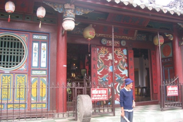Chua Ong Pagoda, Hoi An, Hoi An Tour, Vietnam tailor made holiday, Vietnam Tours, Vietnam, Tour