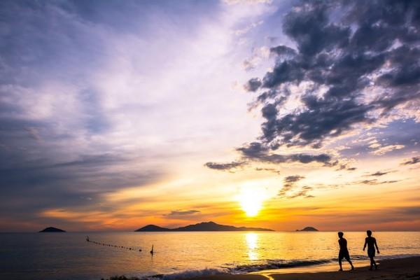 cua dai beach, travel vietnam, vietnam tour, vietnam honeymoon