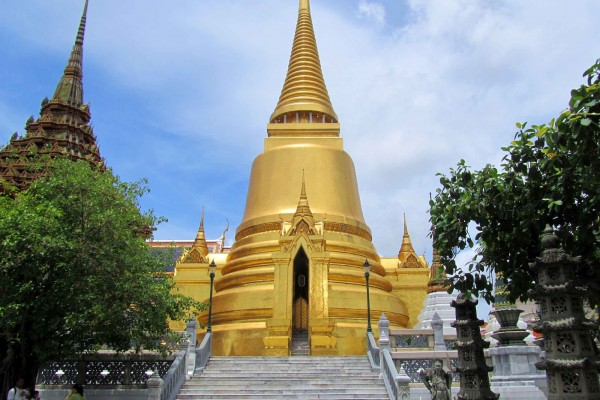 Emerald Buddha Temple, Bangkok, Travel, Tour