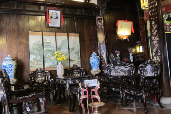 Tan Ky House in Hoi An, attractions in hoi an, hoi an tourist sight, hoi an travel, vietnam travel