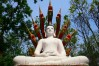 Golden Reclining Buddha, Lampang, Thailand