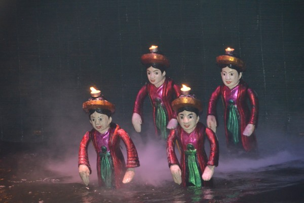 Hanoi Water Puppet show, Thang Long Water Puppet Show, Hanoi Hotel