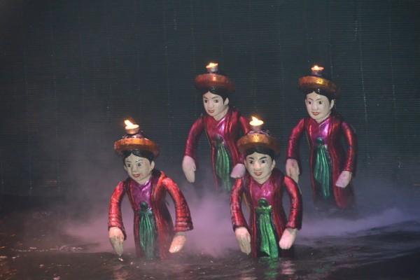 Hanoi Water Puppet show, Thang Long Water Puppet Show, Hanoi Hotel