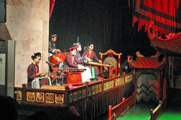 Hanoi Water Puppet show, Hanoi Hotel, Hanoi Tour