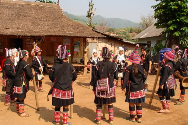 Hill Tribe Museum, Hill Tribe Museum in Chiang Sean, Chiang Sean Thailand