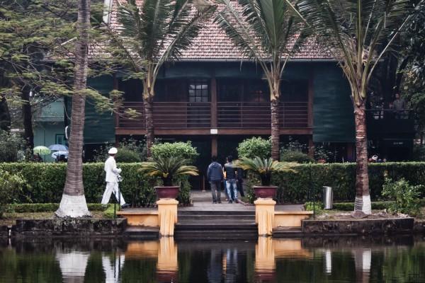 Ho Chi Minh Stilt House, hanoi travel, hanoi tour, hanoi, vietnam