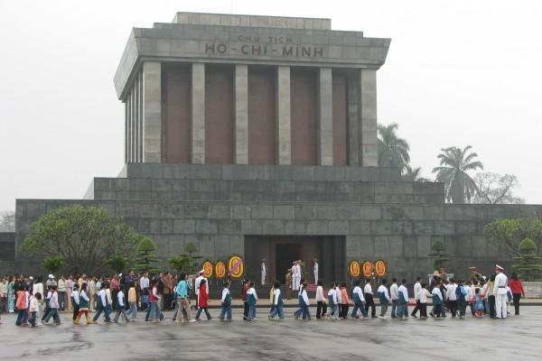 Ho Chi Minh Mausoleum, Ho Chi Minh Mausoleum in Hanoi, Hanoi