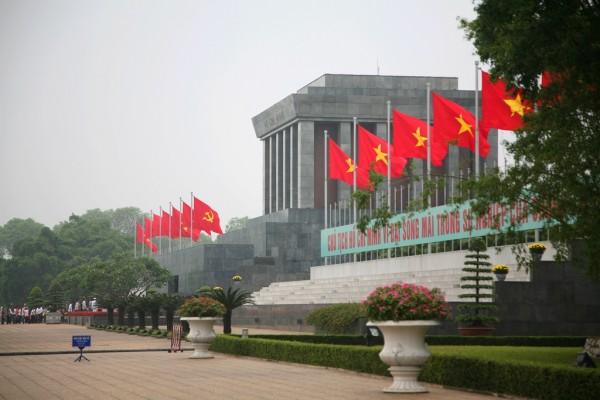 Ho Chi Minh Mausoleum, Ho Chi Minh Mausoleum in Hanoi, Hanoi Travel