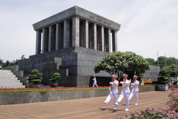 Ho Chi Minh Mausoleum, Hanoi Hotel, Hanoi Travel