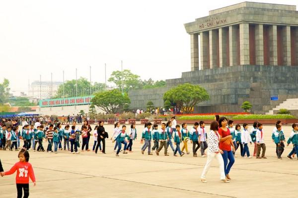 Ho Chi Minh Mausoleum, Ho Chi Minh Museum