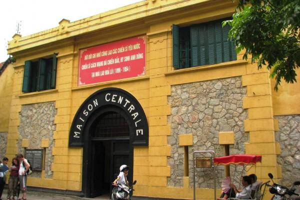 Hoa Lo Prison, Hoa Lo Prison in Hanoi, Hanoi Tour