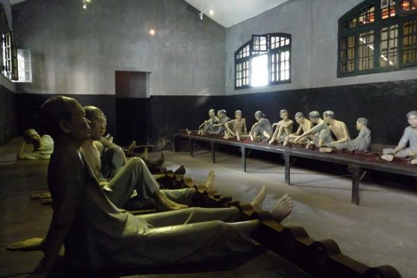 Hoa Lo Prison, Hanoi, customized Vietnam tour, Vietnam tour company