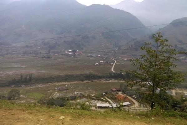 y linh ho village sapa, sapa trekking tour, sapa tour