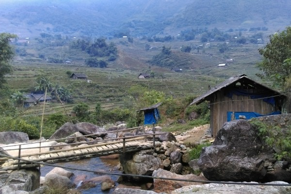 ban ho village sapa, sapa travel guide, vietnam travel