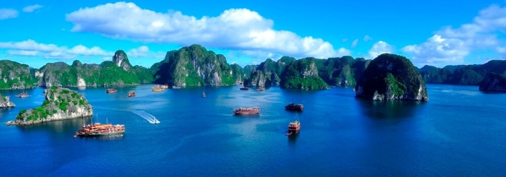 Indochina travel packages