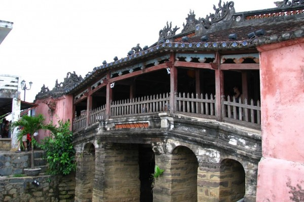 Japannese Covered Bridges, Japannese Covered Bridges in Hoi An