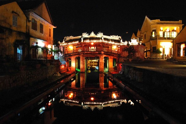Japanese Covered bridge, Hoi an, vacations, vacation, package, booking, ideas
