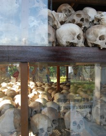 Killing Fields, Killing Fields in Phnom Penh