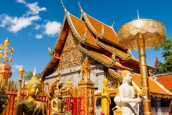 Lanna Kingdom, Chiang Sean, Thailand