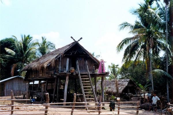 Laos Leum village, Laos Leum village Tour, Xieng Khouang