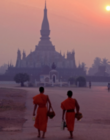 Laos Package Tour from Vientiane