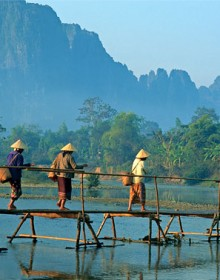 Laos Tourist Sights