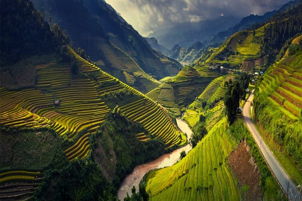 Meo Vac, Meo Vac Tour, Ha Giang Province, cheap and good Vietnam hotels, Asia, south east