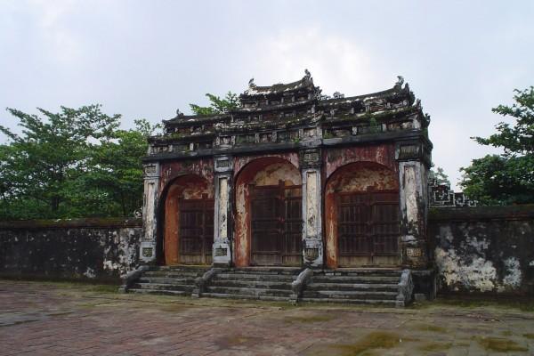 Minh Mang Tomb, Minh Mang Tomb in Hue, Hue Tomb, Hue City