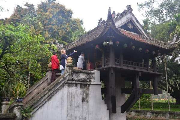 One Pillar Pagoda, One Pillar Pagoda in Hanoi, Hanoi Travel Guide