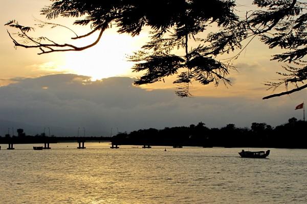 Perfume River, Perfume River in Hue, Hue River