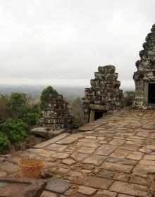 Phnom Bakheng Temple, Phnom Bakheng Temple in Siem Reap, Siam Reap