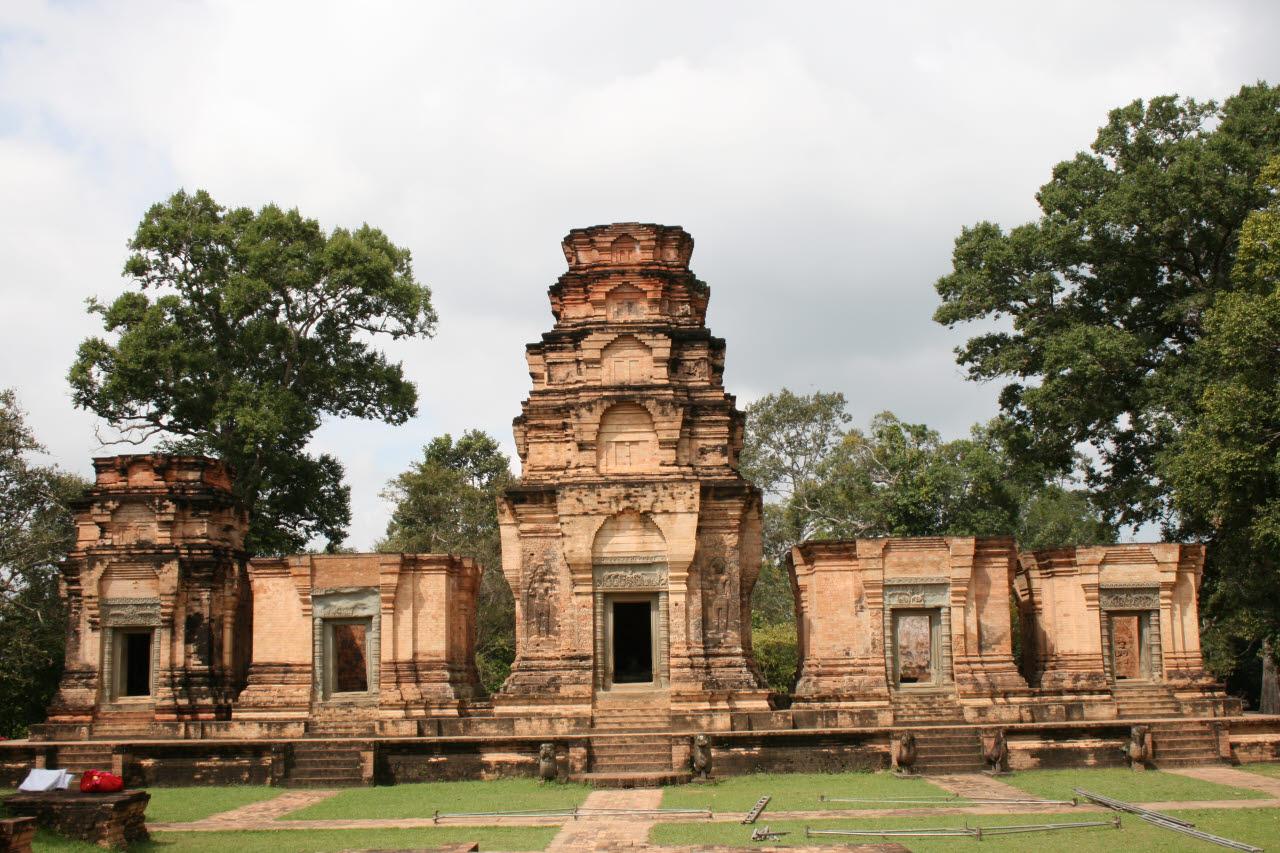 Prasat Kravan Temple, Angkor, Siem Reap