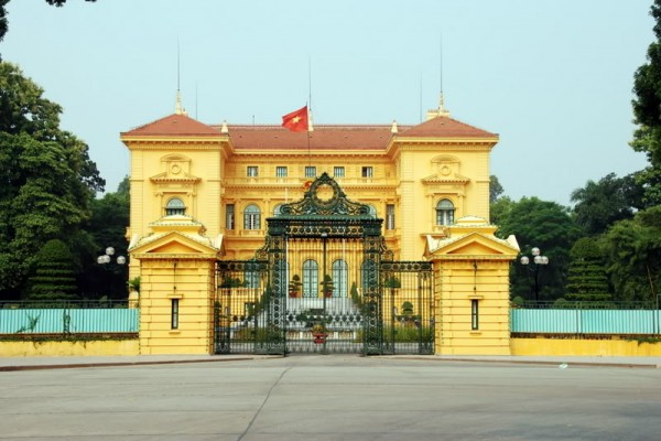 Presidential Palace, Presidential Palace Travel, Presidential Palace in Hanoi
