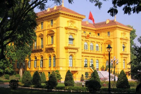 Presidential Palace, Hanoi Museum, Hanoi Hotel, Hanoi City Tour