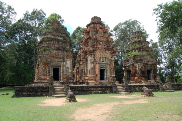 Roulous Group, Angkor, Siem Reap, Vietnam Tours, Vietnam, Tour
