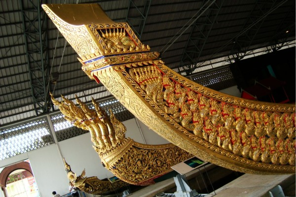 Royal Barge Museum, Royal Barge Museum in Bangkok, Bangkok