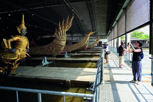Royal Barge Museum, Bangkok Museum, Bangkok Tour