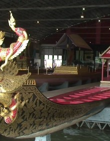 Royal Barge Museum, Royal Barge Museum in Bangkok, Bangkok Tour