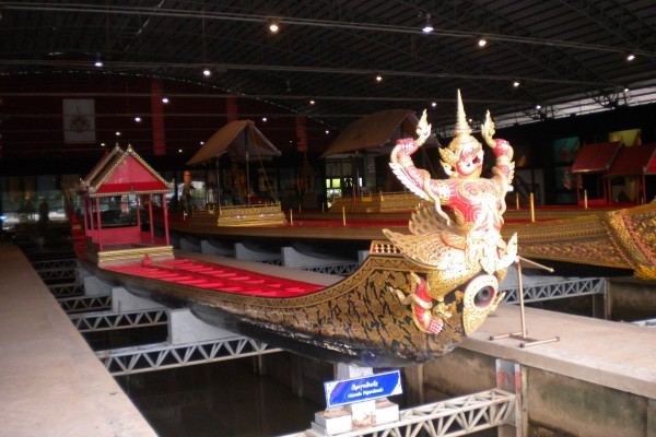 Royal Barge Museum, Bangkok, , plan my trip to vietnam