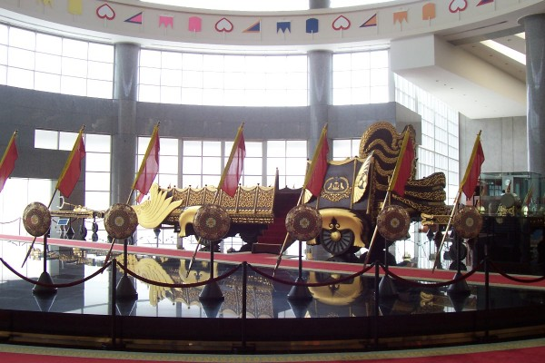 Royal Regalia Museum, Bangkok Tour, Bangkok Highlight